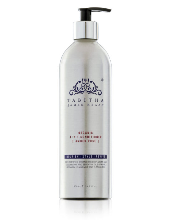 organic conditioner multi-functional large 500ml bottle by Tabitha James Kraan
