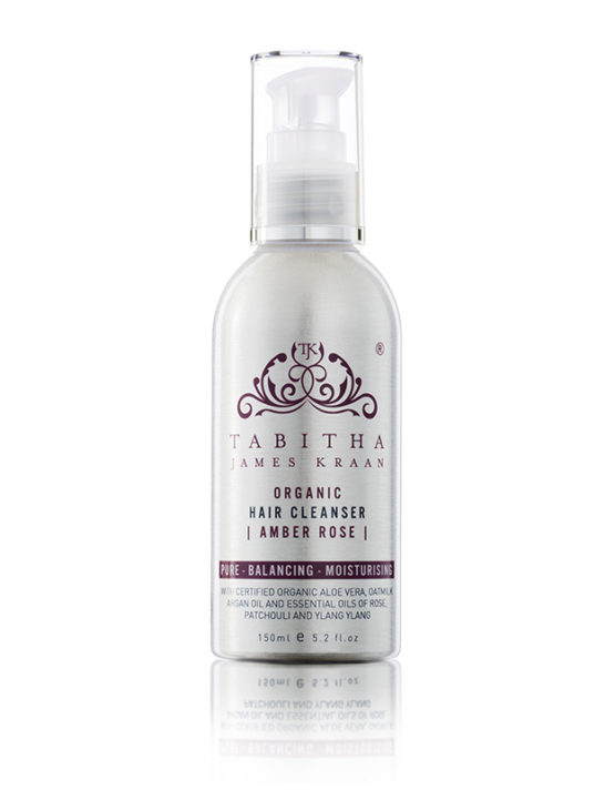 Hair Cleanser Amber Rose