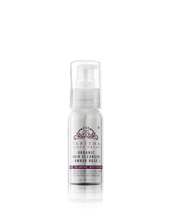 Travel Size Hair Cleanser Amber Rose