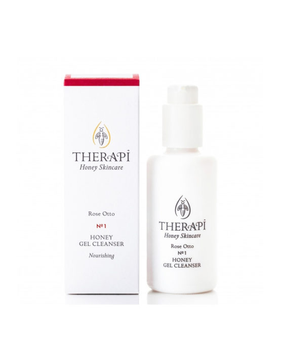 Therapi Rose Otto Honey Gel Cleanser